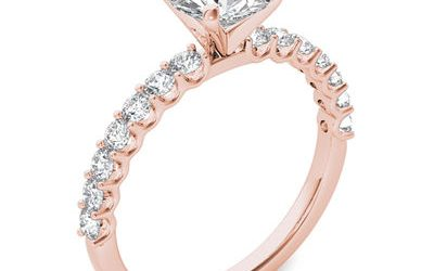 Are Rose Gold Engagement Rings Tacky?