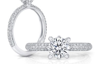 What Is A Semi Mount Diamond Ring?